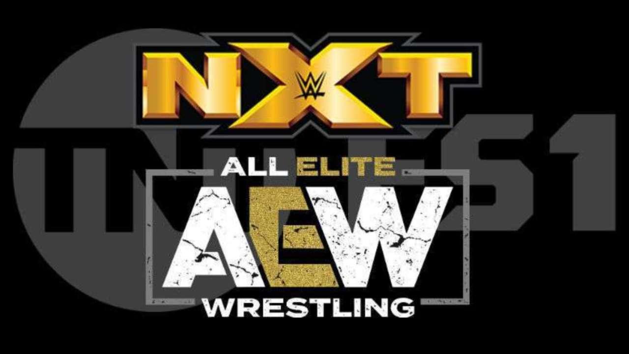 NXT و AEW 2019