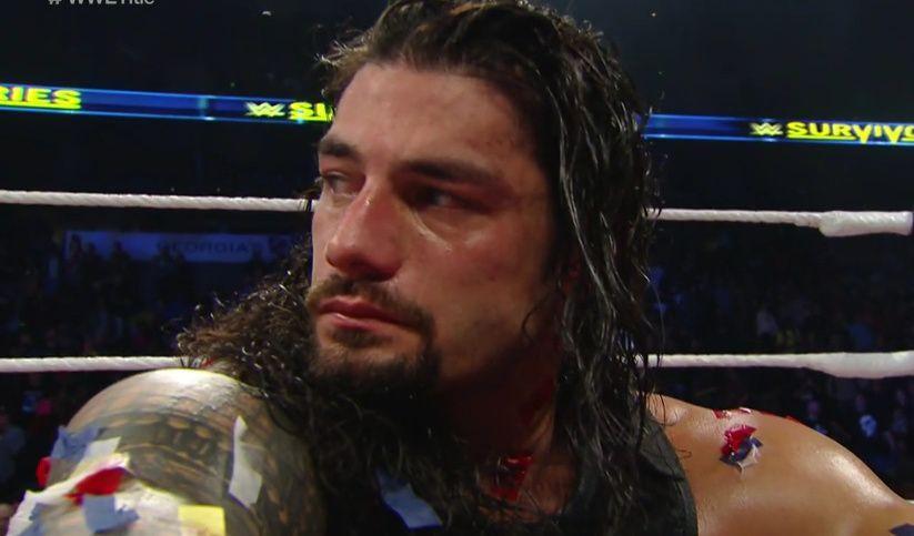 رينز يبكي